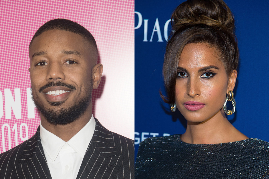 After Locking Lips In Her Music Video, Michael B. Jordan Addressed Snoh Aalegra Dating Rumors In A   Very  Michael B. Jordan Way