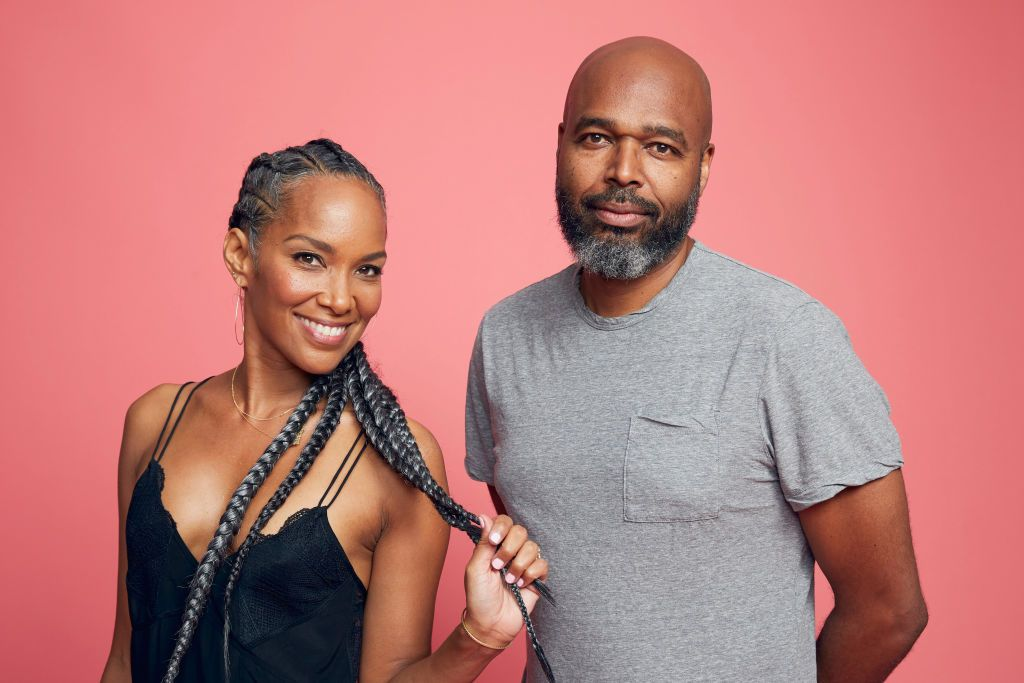 Mara Brock Akil Confirms She And Salim Are Still Together With Christmas Post