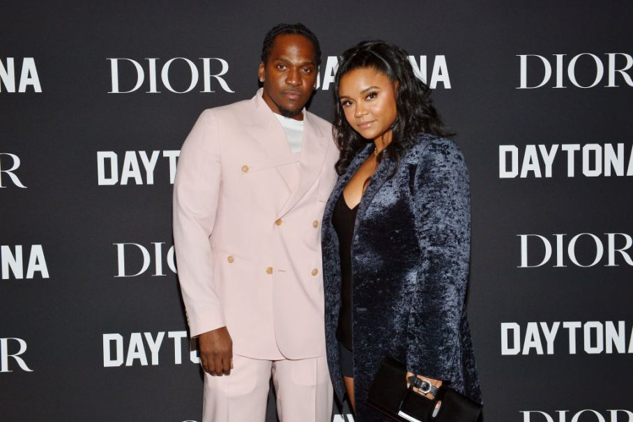 Pusha T & Wife Virginia Williams Expecting Their First Child