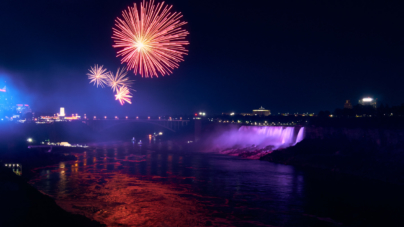 Where To Ring In The New Year In Canada