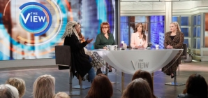 """Whoopi Goldberg & Meghan McCain Say They """"Fight Like We're Family,"""" But Warn That Clapbacks Will Happen Again"""