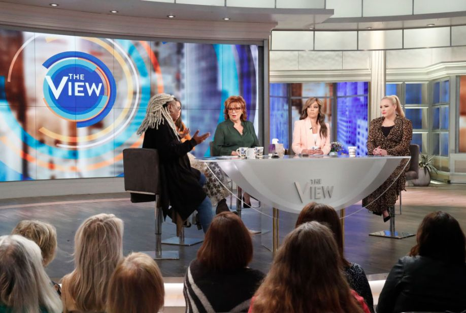 "Whoopi Goldberg & Meghan McCain Say They ""Fight Like We're Family,"" But Warn That Clapbacks Will Happen Again"