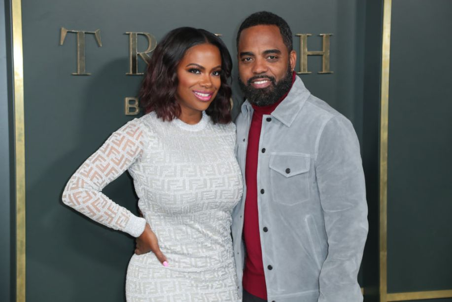 """""""I Got Another Blessing To Love On"""": Kandi Burruss Shares Adorable First Photo Of Baby Blaze Tucker"""