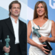 Brad Pitt and Jennifer Aniston's SAGs Reunion: Fans React!