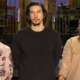 Kylo Ren! Adam Driver Gives 'Star Wars' Fans What They Want on 'SNL'