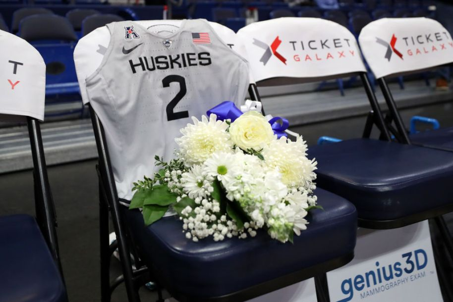 """Mambacita Is Forever A Husky"": UConn Pays Homage To Gianna Bryant With Touching Tribute"