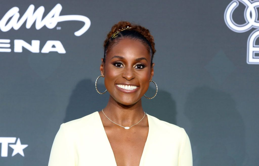 "Issa Rae Epically Shades This Year's Oscar Nominees: ""Congrats To Those Men"""