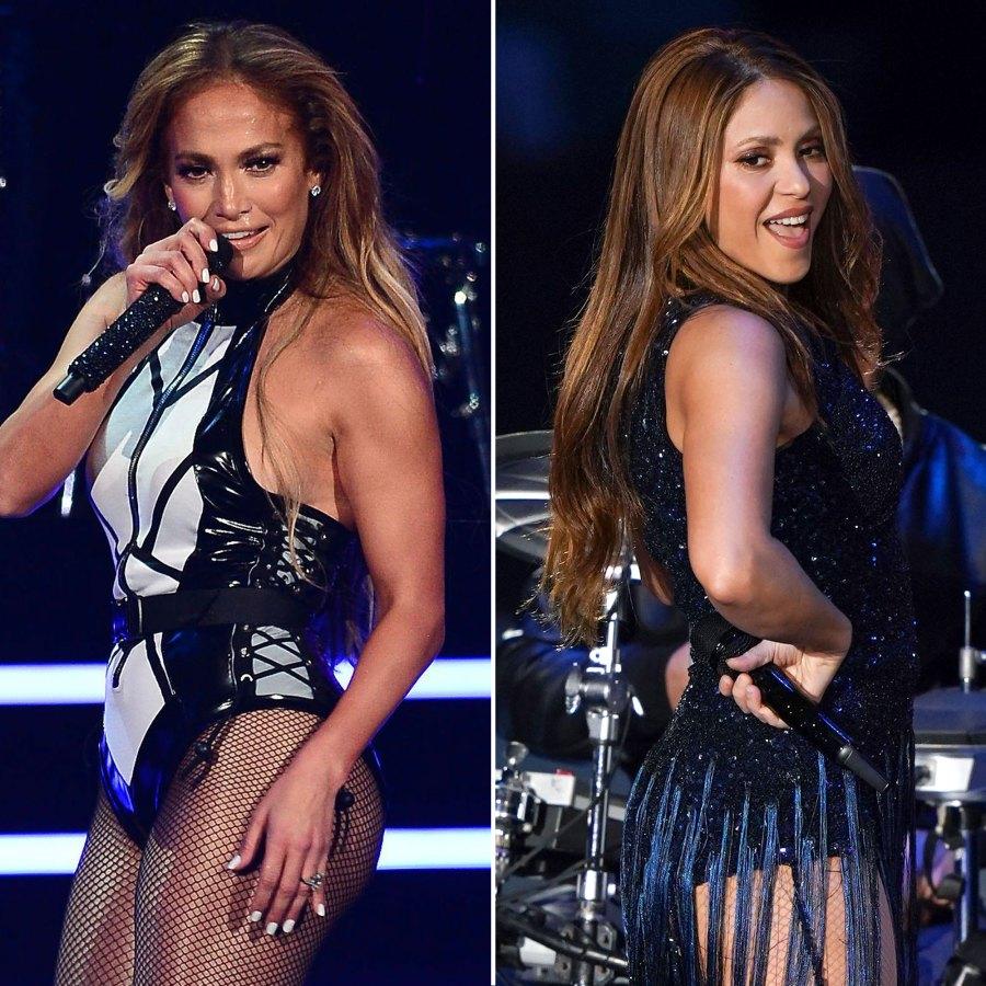 Jennifer Lopez and Shakira's Best Songs Ahead of Super Bowl LIV
