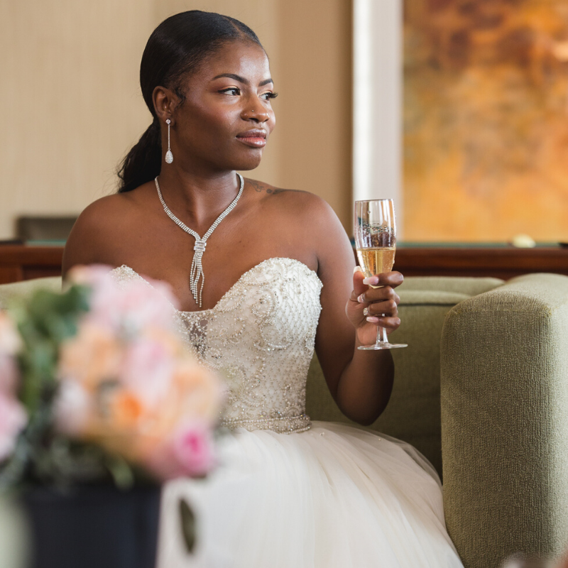 "Married At First Sight Season 10 Cast Member Meka Jones On Why She Was ""100 Percent"" Ready To Be A Wife At 25"