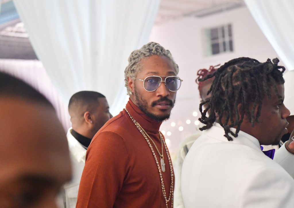 """Future's Alleged Baby Mother Eliza Reign Hopes Lori Harvey Helps Him Become A """"Better Father"""" To His Kids, Claims He's """"Lazy"""" In Bed"""