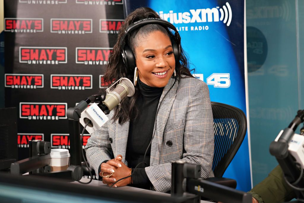 Tiffany Haddish Graciously Offered Her Womb To A Gay Couple At The Bar