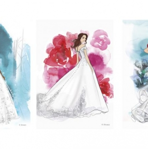 Live Your Princess Dream With The New Disney Wedding Collection