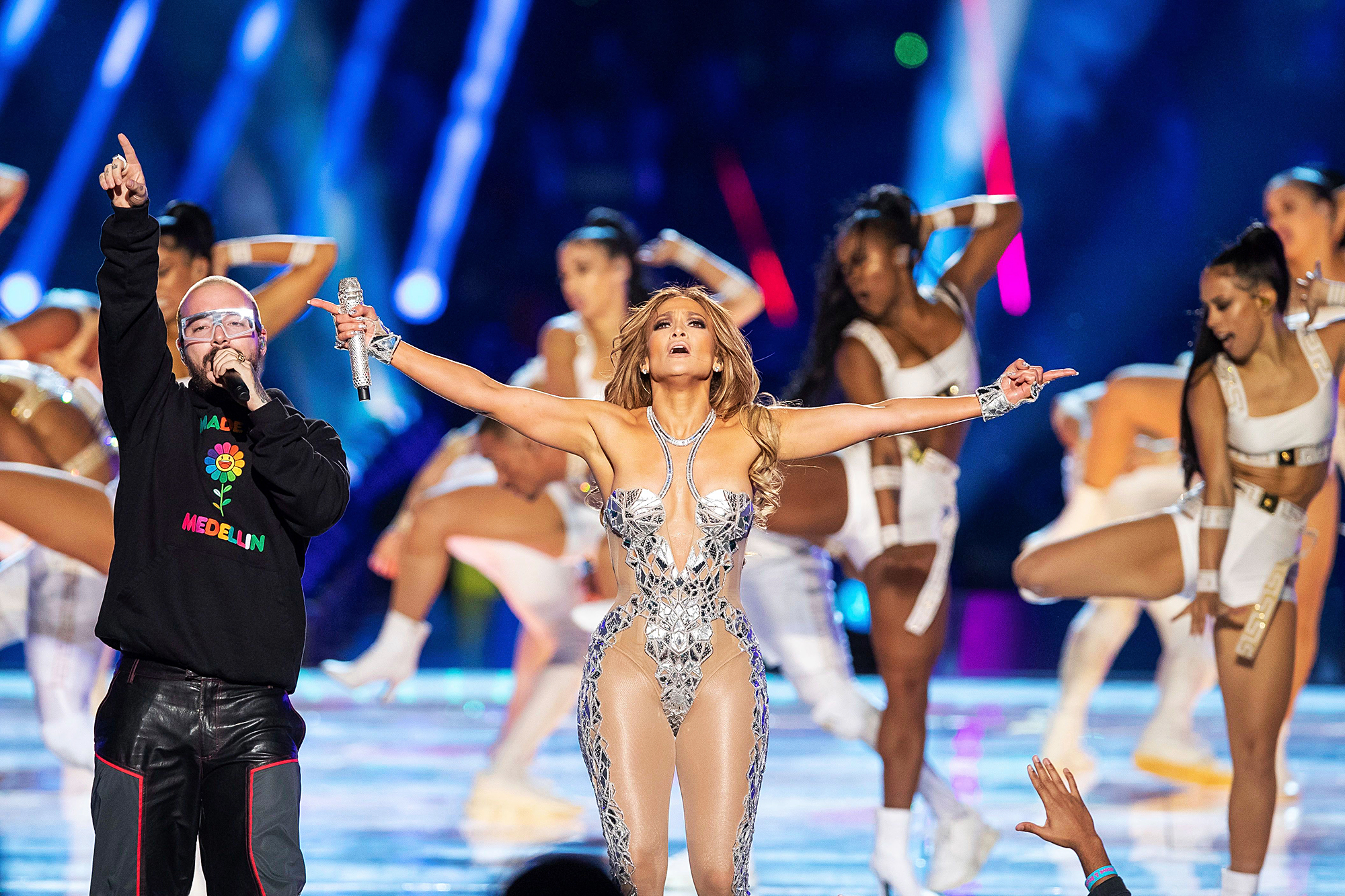 Jennifer Lopez Is 'So Happy' With How Her Halftime Show 'Came Together'