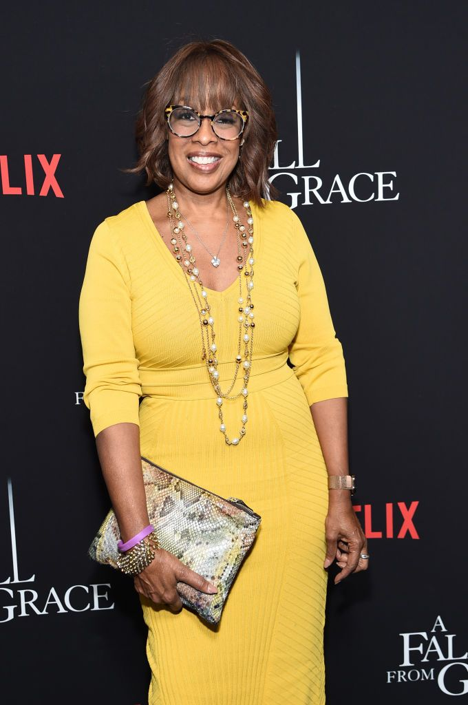 """Gayle King Angry With CBS Over """"Totally Taken Out Of Context,"""" Viral Clip On Kobe Bryant's Rape Case"""