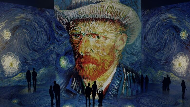 Immersive Van Gogh Exhibit Opens In Toronto On May 1st